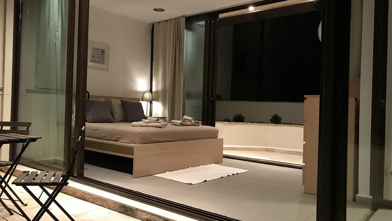 New Acropolis Athens Penthouse Suite